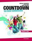 Oxford University Press Countdown to First Certificate New Edition Student´s Book cena od 489 Kč