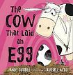 Harper Collins UK Cow That Laid an Egg cena od 179 Kč