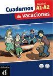 Difusión – ELE Cuadernos de vacaciones A2 cena od 369 Kč