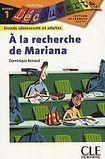 CLE International DECOUVERTE 1 A LA RECHERCHE DE MARIANNA cena od 87 Kč