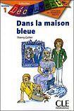 CLE International DECOUVERTE 1 DANS LA MAISON BLEUE cena od 86 Kč