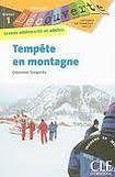 CLE International DECOUVERTE 1 TEMPETE DE MONTAGNE cena od 128 Kč