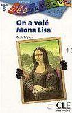 Talguen Cécile: On a volé Mona Lisa cena od 87 Kč