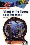 CLE International DECOUVERTE 3 VINGT MILLE LIEUES SOUS LES MERS cena od 134 Kč