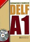 Hachette DELF A1 Livre a CD cena od 303 Kč