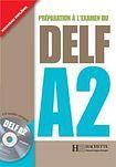 Hachette DELF A2 Livre a CD cena od 374 Kč
