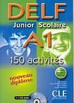 CLE International DELF Junior Scolaire A1 - Livre + CD audio cena od 252 Kč
