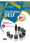 BLACK CAT - CIDEB Destination DELF B1 cena od 298 Kč