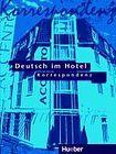 Hueber Verlag Deutsch im Hotel Lehrbuch 2. Korrespondenz cena od 548 Kč