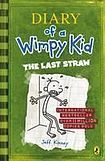 Kinney Jeff: Last Straw (Diary of Wimpy Kid #3) cena od 125 Kč