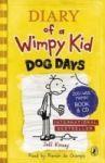 Penguin DIARY OF A WIMPY KID 4: DOG DAYS - BOOK AND CD cena od 220 Kč