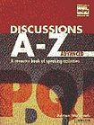 Cambridge University Press Discussions A-Z Advanced Book cena od 1080 Kč