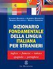 LE MONNIER DIZIONARIO FONDAMENTALE DELLA LINGUA ITALIANA PER STRANIERI cena od 546 Kč