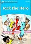 Oxford University Press Dolphin Readers Level 1 Jack the Hero cena od 80 Kč
