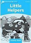 Oxford University Press Dolphin Readers Level 1 Little Helpers Activity Book cena od 48 Kč