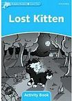Oxford University Press Dolphin Readers Level 1 Lost Kitten Activity Book cena od 48 Kč
