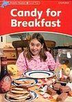 Oxford University Press Dolphin Readers Level 2 Candy For Breakfast cena od 80 Kč