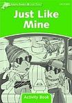 Oxford University Press Dolphin Readers Level 3 Just Like Mine Activity Book cena od 50 Kč