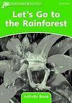 Oxford University Press Dolphin Readers Level 3 Let´s Go to the Rainforest Activity Book cena od 48 Kč