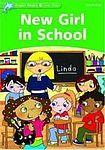 Oxford University Press Dolphin Readers Level 3 New Girl In School cena od 80 Kč