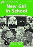 Oxford University Press Dolphin Readers Level 3 New Girl In School Activity Book cena od 48 Kč