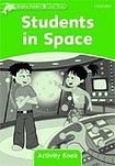 Oxford University Press Dolphin Readers Level 3 Students In Space Activity Book cena od 48 Kč