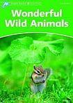 Oxford University Press Dolphin Readers Level 3 Wonderful Wild Animals cena od 80 Kč