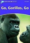 Oxford University Press Dolphin Readers Level 4 Go. Gorillas. Go cena od 83 Kč