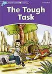 Oxford University Press Dolphin Readers Level 4 The Tough Task cena od 83 Kč