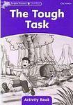 Oxford University Press Dolphin Readers Level 4 The Tough Task Activity Book cena od 50 Kč