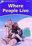 Oxford University Press Dolphin Readers Level 4 Where People Live cena od 83 Kč