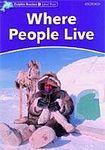Oxford University Press Dolphin Readers Level 4 Where People Live cena od 80 Kč