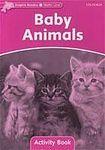 Oxford University Press Dolphin Readers Starter Baby Animals Activity Book cena od 50 Kč