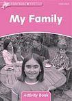 Oxford University Press Dolphin Readers Starter My Family Activity Book cena od 50 Kč
