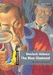 Oxford University Press Dominoes 1 (New Edition) Blue Diamond + MultiROM Pack cena od 163 Kč