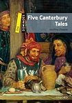 Oxford University Press Dominoes 1 (New Edition) Five Canterbury Tales + MultiROM Pack cena od 157 Kč