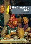 Oxford University Press Dominoes 1 (New Edition) Five Canterbury Tales + MultiROM Pack cena od 163 Kč