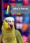 Oxford University Press Dominoes 1 (New Edition) Jake´s Parrot + MultiROM cena od 157 Kč