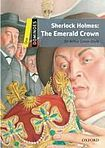 Oxford University Press Dominoes 1 (New Edition) SHERLOCK HOLMES: Emerald Crown + MultiROM Pack cena od 163 Kč