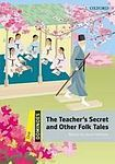 XXL obrazek Oxford University Press Dominoes 1 (New Edition) The Teacher´s Secret and Other Folk Tales + MultiROM Pack