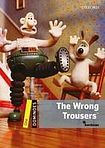 Oxford University Press Dominoes 1 (New Edition) The Wrong Trousers + MultiROM Pack cena od 157 Kč
