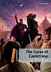 Oxford University Press Dominoes 2 (New Edition) Zorro The Curse Of Capistrano cena od 116 Kč