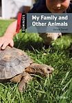 Oxford University Press Dominoes 3 (New Edition) My Family and Other Animals + MultiROM Pack cena od 155 Kč