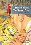 Oxford University Press Dominoes 3 (New Edition) Sherlock Holmes: The Sign of Four + MultiROM Pack cena od 157 Kč