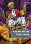 Oxford University Press Dominoes Quick Starter Ali Baba and the Forty Thieves with MultiROM Pack cena od 163 Kč