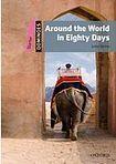 Oxford University Press Dominoes Starter (New Edition) Around World In 80 Days + MultiROM Pack cena od 163 Kč