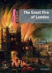 Oxford University Press Dominoes Starter (New Edition) Great Fire Of London + MultiROM Pack cena od 157 Kč