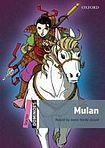 Oxford University Press Dominoes Starter (New Edition) Mulan + MultiROM Pack cena od 163 Kč