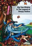 Oxford University Press Dominoes Starter (New Edition) Rip Van Winkle and The Legend Of The Sleepy Hollow cena od 116 Kč