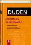 Bibliographisches Institut GmbH DUDEN - STANDARDWÖRTERBUCH DaF /2.A/ cena od 405 Kč